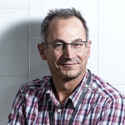 Thursday 5 February 2015. QUT PhD researcher Phillip Russo has published his research in the Australian Health Review looking at how Australia is missing out on the benefits to patients of a national program to monitor healthcare-associated infection rates which are largely preventable  infections people acquire while in hospital or other health care facility. Photo:QUT Marketing and Communication/Erika Fish. PH:0731385003.