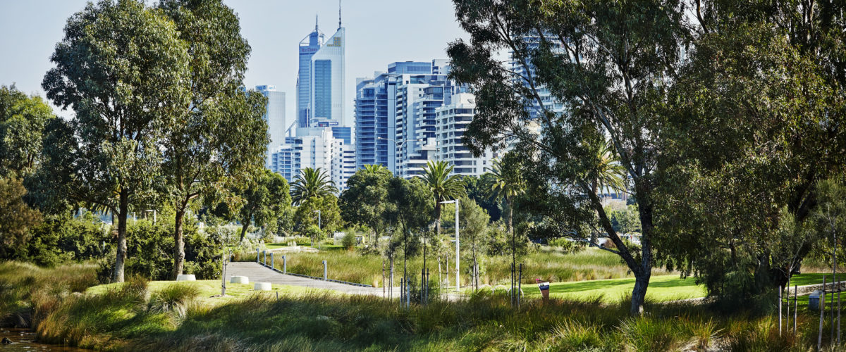 Image Credit - Perth City Skyline © Tourism Western Australia